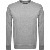 Product Image for Les Deux Lens Crew Neck Sweatshirt Grey