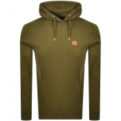 Product Image for Les Deux Piece Logo Hoodie Green