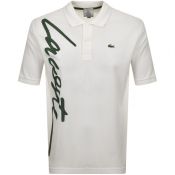 Lacoste Live Polo T Shirt White