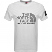 Product Image for The North Face Fine T Shirt White