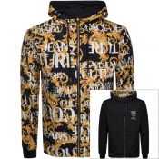 Versace Jeans Couture Reversible Jacket Black