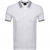 Product Image for PS By Paul Smith Tipped Polo T Shirt White