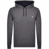 Product Image for PS By Paul Smith Regular Pullover Hoodie Grey