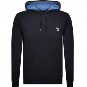 PS By Paul Smith Regular Pullover Hoodie Navy