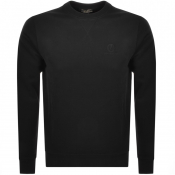 Product Image for Belstaff Crew Neck Sweatshirt Black