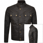 Product Image for Belstaff Racemaster Waxed Jacket Olive