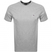 PS By Paul Smith Regular Fit T Shirt Grey