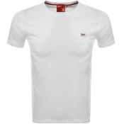Product Image for Superdry Collective Logo T Shirt White