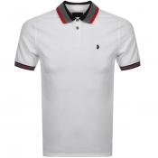 Product Image for Luke 1977 Pewterville Polo T Shirt White
