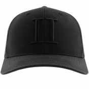 Product Image for Les Deux Suede II Baseball Cap Black