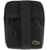 Lacoste Vertical Camera Bag Black