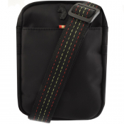 Luke 1977 Fernau Shoulder Body Bag Black