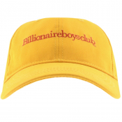 Billionaire Boys Club Logo Cap Yellow