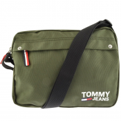 Tommy Jeans Cool City Crossbody Bag Green
