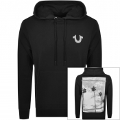 Product Image for True Religion Palm Tree Hoodie Black