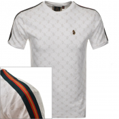 Product Image for Luke 1977 Top Irons Logo T Shirt White