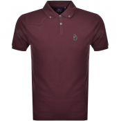 Product Image for Luke 1977 New Bill Polo T Shirt Burgundy