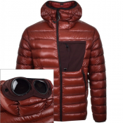Product Image for CP Company Padded Jacket Red
