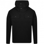 Product Image for CP Company Hooded Overshirt Jacket Black