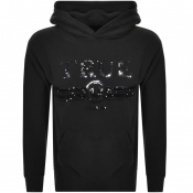 Product Image for True Religion Trucci Sequin Logo Hoodie Black