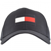 Tommy Hilfiger Big Flag Cap Navy