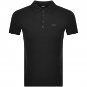 Diesel T Skatt Polo T Shirt Black