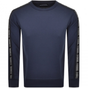 Product Image for Diesel Willy Logo Sweatshirt Navy