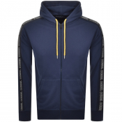 Product Image for Diesel Full Zip Brandon Hoodie Navy