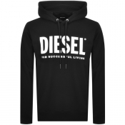 Product Image for Diesel Division Logo Hoodie Black