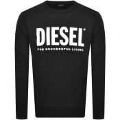 Product Image for Diesel Division Sweatshirt Black