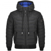 Product Image for Diesel W Oblosky Padded Jacket Black