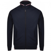 Product Image for Tommy Hilfiger Stretch Harrington Jacket Navy