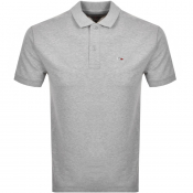 Tommy Jeans Polo T Shirt Grey