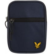 Product Image for Lyle And Scott Mini Messenger Bag Navy