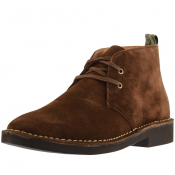 Ralph Lauren Chukka Boots Brown