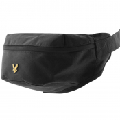 Product Image for Lyle And Scott Cross Body Sling Bag Black