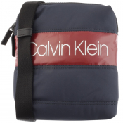 Product Image for Calvin Klein Mini Reporter Crossover Bag Navy