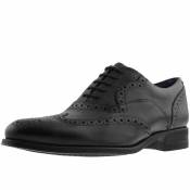 Product Image for Ted Baker Mitack Leather Brogues Black