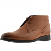 Product Image for Ted Baker Chemna Leather Boots Brown