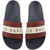 Ted Baker Rastar Sliders Navy