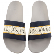 Ted Baker Rastar Sliders Grey