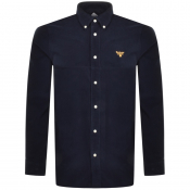 Barbour Beacon Balfour Shirt Navy