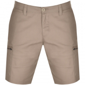 Armani Exchange Chino Shorts Beige