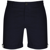Pretty Green Gordon Chino Shorts Navy