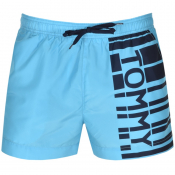 Tommy Hilfiger Swim Shorts Blue