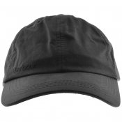 Product Image for Barbour Wax Sports Cap Black