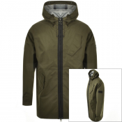 Product Image for Barbour International Acoustic Jacket Green