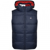Product Image for Tommy Jeans Puffa Gilet Navy