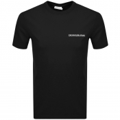 Product Image for Calvin Klein Jeans Institutional T Shirt Black