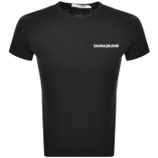 Product Image for Calvin Klein Jeans Logo T Shirt Black